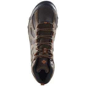 Columbia Peakfreak XCRSN II - Chaussures Homme - Mid OutDry marron